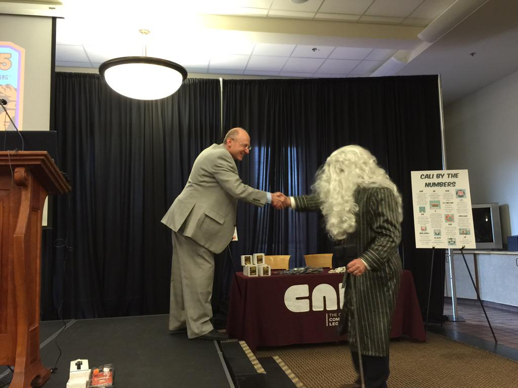 #calicon2015 open with fearless leader @johnpmayer http://t.co/XlRrexetFZ