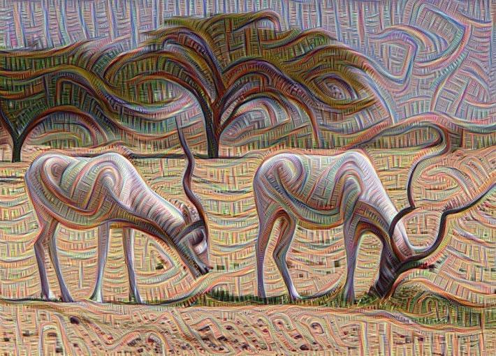 Neural networks generating art - http://t.co/oMplRBaeKy http://t.co/wwQCrCBiE0