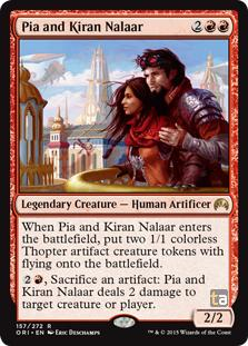 New Mono Red Artifact #CMDR via @toucharcade (also thoughts on #MTGDuels): http://t.co/r0dQPIccru #MTGORIGINS http://t.co/gvpMec32xM