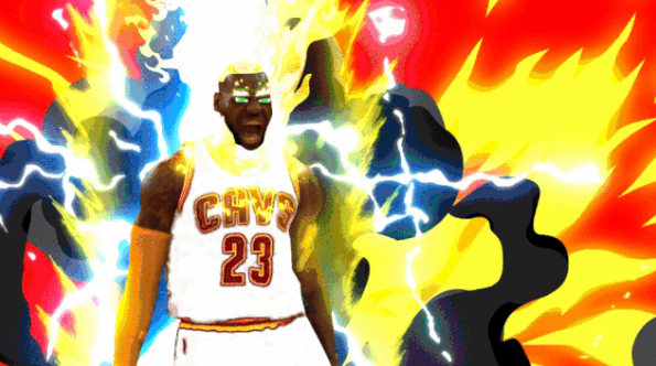 Here's what the nba finals would've looked like if lebron ...