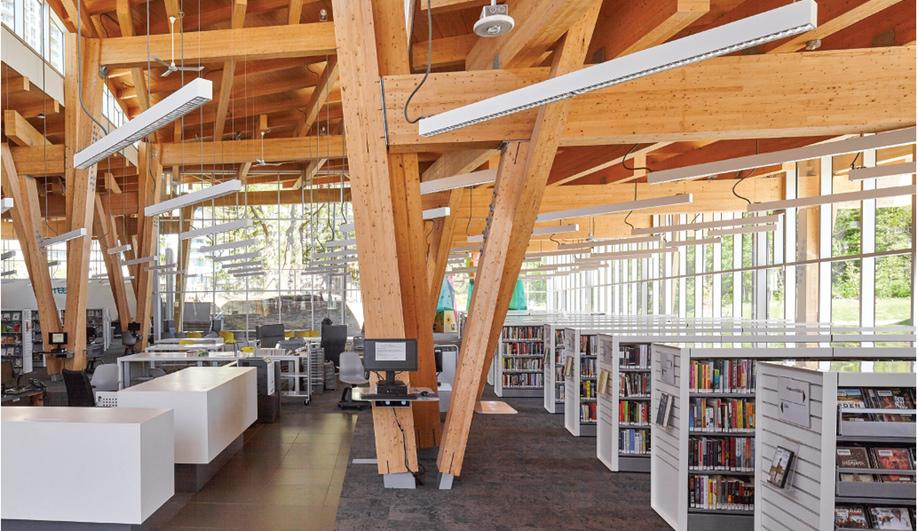 Love #libraries? Here's a striking new #Toronto library by @LGA_AP http://t.co/HTOWZVmG0p http://t.co/FUIPSk8h6Z