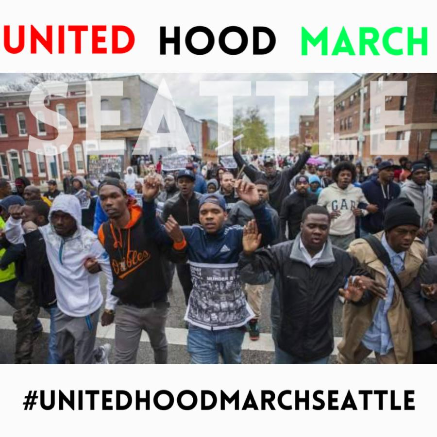 #UnitedHoodMarchSeattle | June 19th, 2015 |5:30 PM United Gang Member's (active/un-active/affiliated) of Seattle http://t.co/Y1Fvnu0eZO