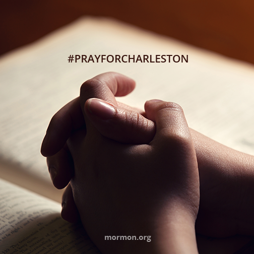 Our thoughts and prayers go out to victims and their families and all those affected by the #CharlestonShooting. http://t.co/tiVCjhNF1t
