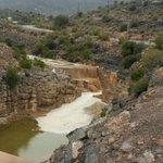 صور اخرى من امطار الخبير اليوم بالجبل الاخضر تصوير : حمد الشكيلي #الخيمة_العمانية http://t.co/jZ5bV4SnLB