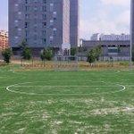 Zabalgana estrena el nuevo agoraspace, con porterías, canasta y césped artificial http://t.co/EbeK3Fa9Qa http://t.co/I6bpB0VwVW