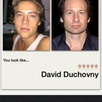 """Your celeb look alike."" Yep. Definitely. Mhm. http://t.co/bFHyCm9DL3"