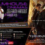 TerminatorGenisys will be screened today 3pm @FilmhouseCinema w/ @FabulousPizzy as celeb host! #ShareAmovieWithPizzy  http://t.co/CeR9HiBxmp