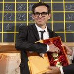 Complimenti per il prestigioso #PremioStrega2015 a @NicolaLagioia consulente di #Venezia72! #LaFerocia http://t.co/xdhO2uM3eV