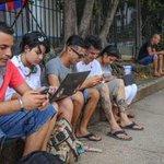 LAvana mette il wifi: i cubani impazziscono per il web http://t.co/6vMaFusiDt http://t.co/Tmbjzkt6F9
