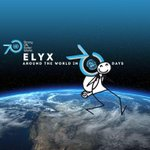 Elyx, first UN virtual ambassador, is on a #UN70 tour - around the world in 70 days! Follow #Elyx70days @ElyxYak http://t.co/4w7rKgAy3X