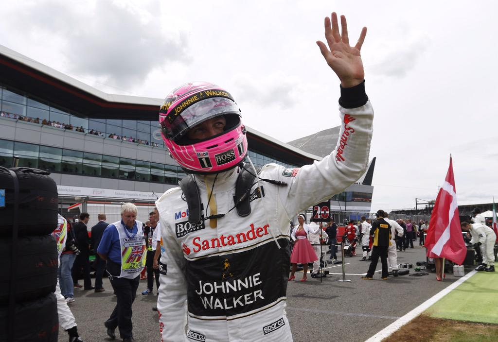 It's that time of year again!! Back on home turf... Come on @JensonButton #BritishGP #Silverstone