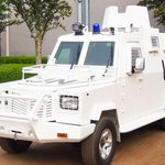 PROUDLY Made-in-NIGERIA: PROFORCE Armoured Battlefield Ambulance http://t.co/wWKtFdvOuv