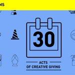 Acts of Creative Giving ⬇️ http://t.co/k2rDkTkKw8 #QatarMuseums #Ramadan #Doha #Qatar http://t.co/ffWPlO6niU