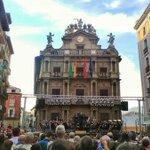 ¡Ya falta menos! No te pierdas hoy el concierto de La Pamplonesa en la Pza Consistorial 20.30h #Pamplona #SF15 http://t.co/hMFqOitPXn