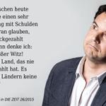 Thomas Piketty über #Griechenland, #Syriza, #Deutschland und die #Schulden http://t.co/HeCp7dgbEq http://t.co/Mi5puwLqyE