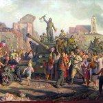 #TODAY // 3 июля 1944 года Минск освобожден от немецко-фашистских захватчиков http://t.co/ar797X9rFP.. http://t.co/YgxvQvQT1t