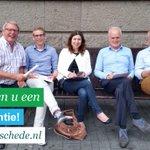 Wij wensen iedereen in #Enschede (alvast) een hele fijne vakantie! http://t.co/Rjd5kpyhuw
