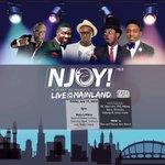 Gate fee: Absolutely Free! Dont miss #NJOY10.0 live on the Mainland! @Gidi_Traffic @Omojuwa @subomiplumptre http://t.co/FXoCOpEB3D