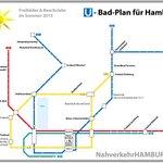 #Wochenende! #Sommer! #Hitzewelle! #Freibad! Checkt in unserem U-Bad-Plan wo ihr schwimmen & chillen könnt. #Hamburg http://t.co/r1csekncCv