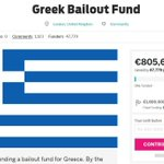 Al 800.000 euro opgehaald voor Griekenland http://t.co/8i7WSCD7O3 #hln http://t.co/q8ArxYDWFq
