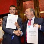 Ampliación | Los puntos más relevantes del acuerdo entre PP y Ciudadanos para Granada http://t.co/vfJ2C93vTc http://t.co/wwqjw38YrW