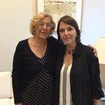 """""""suscribo plenamente lo que declare la ONU sobre la detención indebida de Antonio Ledezma"""". Dijo alcaldesa Carmena http://t.co/gLIhmnDk5Q"""