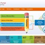#DigitalIndia: National Scholarships Portal: All Govt. scholarships on a single website: https://t.co/QGkxw0KEV9 http://t.co/JCjJ54hrDt