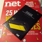 RT @Giovapanasiti: A fantastic surprise in @netmag issue 269 by @uxpin ! Thank you both!! http://t.co/fKqmiRKRA4