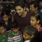 #AlluArjun fulfils the wish of ailing fans by meeting them in #Hyderabad http://t.co/PC8tyUU1NG