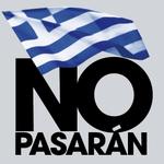 """Ante el intento de golpe de la UE, imponer un """"gobierno tecnócrata"""", yo con la clase trabajadora de Grecia http://t.co/NmcNo7dutn"""