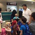 Çin zulmünden kaçan ve Taylandta tutuklanan Uygur Türkleri kurtarılarak Türkiye'ye getirildi http://t.co/g8e6mGWrdG http://t.co/wiaFQRdv2z