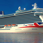 EXCLUSIVE: Timings for P&O Cruises BRITANNIA sailpast on Tues! Flamborough 3-3:30pm. Scarb 4:30pm. Whitby 5:30pm http://t.co/vknFZXIbAz