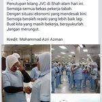 Malaysia di ambang kegawatan. Rakyat Malaysia, bersatulah! http://t.co/Rx9Ap68gfR