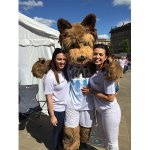 Take a read about @gracelenihan & @kcjohanna volunteering at @bigscreenhudds this weekend... http://t.co/Hq8aGGf6oe http://t.co/Yn5LGscKdg