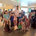 Çin zulmünden kaçtıkları Taylandda 1 yıldır esir tutulan 173 Uygur soydaşımız dün Türkiyeye getirildi.Hoşgeldiniz ???? http://t.co/8U6jSTvBCu