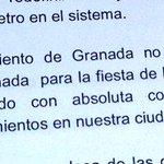 La Fiesta de la Primavera de Granada... Ha MUERTO http://t.co/2oOxtXzthp