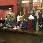 #DIRECTO | Ayuntamiento abrirá la biblioteca de Las Palomas y prohibirá convocatorias como la Fiesta de la Primavera http://t.co/hSNFZdNfw3