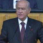 Bir tek AKPye çakmadı Bahçeli'den CHP ve HDP'ye eleştiri http://t.co/tgISdez66B http://t.co/SJO7EndDUR