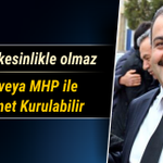 Koalisyon MHP veya CHP ile kurulur @drilkercitil http://t.co/pHoRPCGFr9 http://t.co/WMCgTPQQwJ