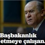 Bahçeliden Kılıçdaroğluna salvo: Bana Başbakanlık teklif etmeye çalışan... http://t.co/8IzeXLSGzB http://t.co/y9Afv08UQW