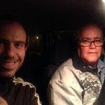 Voltando para o horário das 6. Junto de José Carlos Militão. Trânsito tranquilo.#gauchalider #gauchahoje http://t.co/QAFGWq1prB