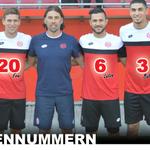 Die Rückennummern der Neuzugänge bei #Mainz05! #Bundesliga http://t.co/r7kDwITsMR