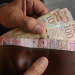 ¡Sal y agua! Desde este miércoles salario mínimo se ubicará en Bs.7.421,67 http://t.co/NQoUPTXEg7 http://t.co/QSQ4BDAyLK