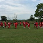 Training has officially commenced! #ctfc #preseason http://t.co/Wq6dPcuqCP