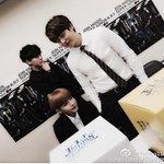 [PIC] 150701 @shfly3424 Weibo update : KRY ~~ ???? Icr: http://t.co/a2MmUodB23 http://t.co/6JCM1l7eQ0