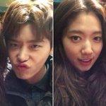#ICYMI: Dispatch Reports Birth of New Couple: #LeeJongSuk and #ParkShinHye, Agencies respond http://t.co/Zw9IZsbnR8 http://t.co/STRRNauspP