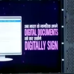 अब भारत के नागरिक अपने digital documents को कर सकेंगे digitally sign. #DigitalIndia #DigitalIndiaWeek http://t.co/qMTic10PEu