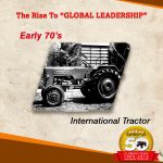 RT @TractorMahindra: Our first International Tractor produced in the 70's.