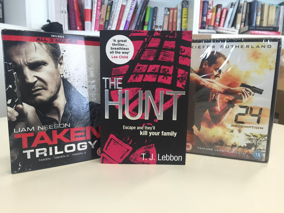We have your #Fridaynightin sorted! RT to win an exclusive copy of THE HUNT & a weekend's worth of pure TV goodness! http://t.co/FKj5JtAqs2