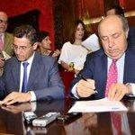 Consulta los 50 puntos del documento firmado por PP y Ciudadanos http://t.co/uWMZqIXYZo http://t.co/A6ETQnSXqi